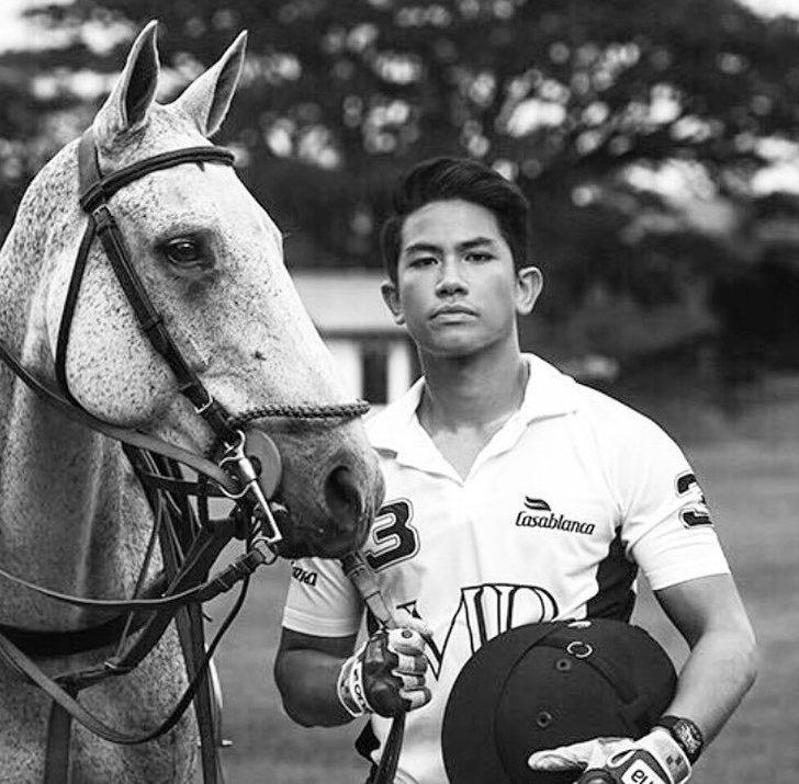 Принц БрунеяАбдул Матин фото