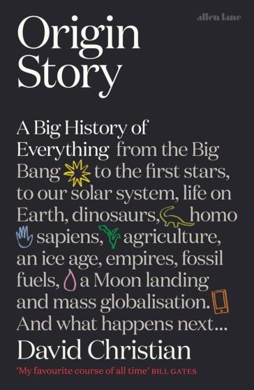 «Большая история всего», Дэвид Кристиан фото