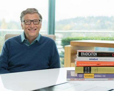5 книг на лето по рекомендации Билла Гейтса-430x480
