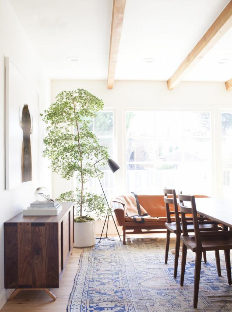 скандинавский стиль дома фото