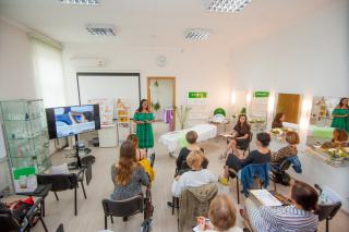 Фотоотчет: презентация от бренда Mary Cohr в Украине