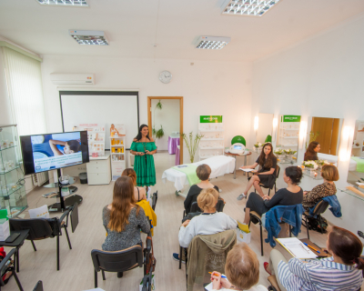 Фотоотчет: презентация от бренда Mary Cohr в Украине-430x480