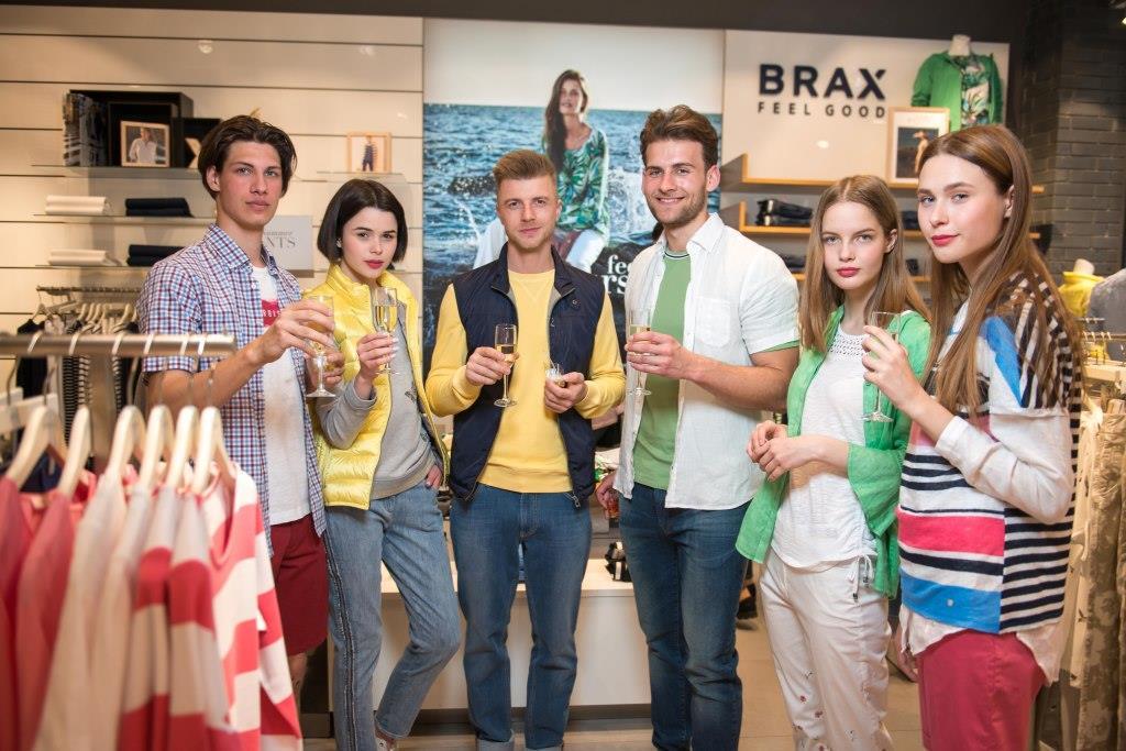 Фотоотчет: как прошло празднование 130-летия бренда BRAX-320x180