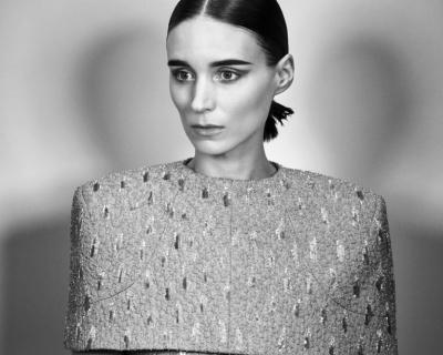 Руни Мара станет новым лицом парфюмерного дома Givenchy-430x480
