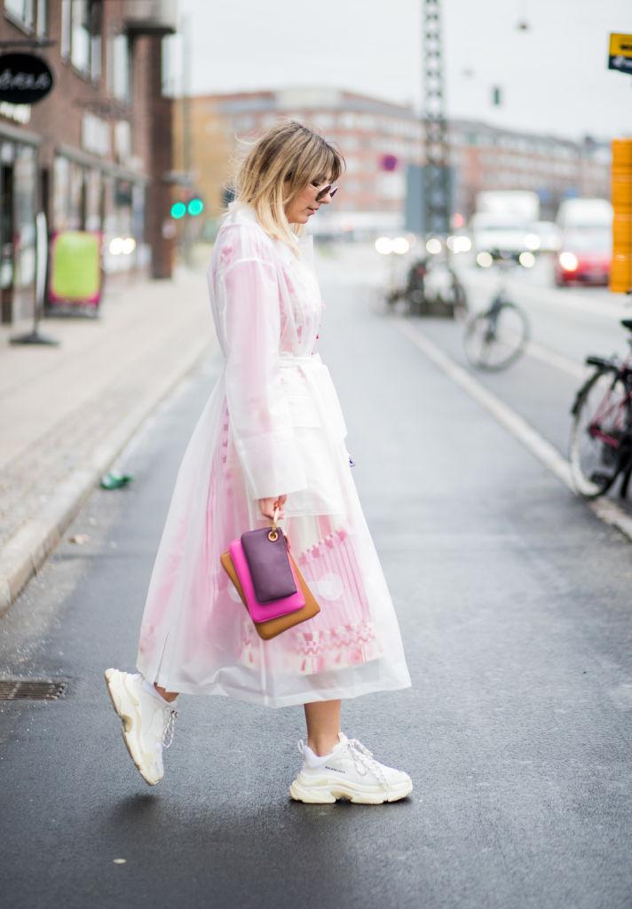 мода 2018 весна фото