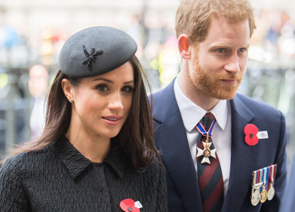 Меган Маркл посадила принца Гарри на диету-320x180