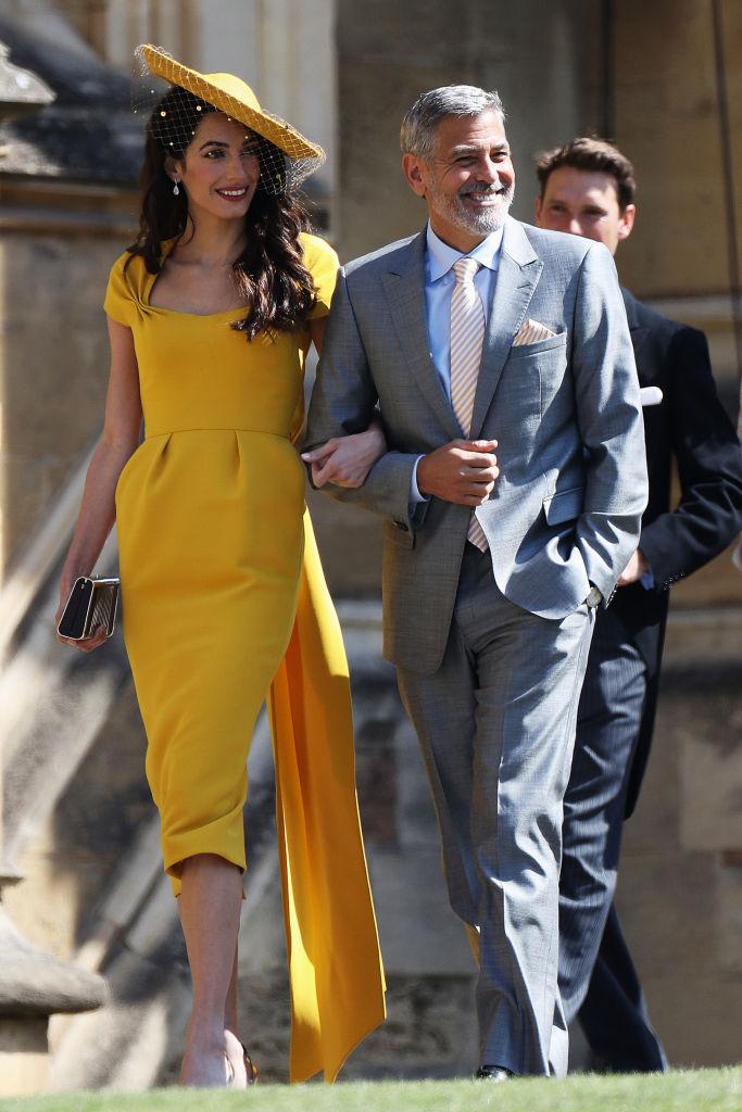 Дэвид Бекхэм нарушил правила на свадьбе Меган Маркл и принца Гарри-Фото 2