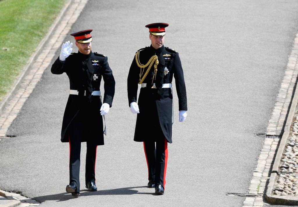 Свадьба Меган Маркл и принца Гарри: полный фотоотчет-Фото 8