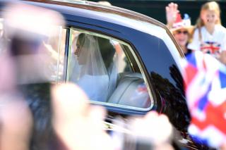 Свадьба принца Гарри и Меган Маркл: видео, фото и важные факты