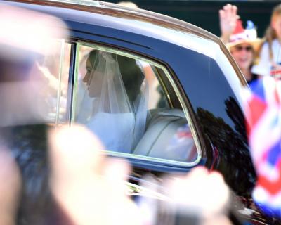 Свадьба принца Гарри и Меган Маркл: видео, фото и важные факты-430x480