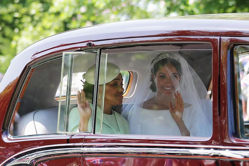 Свадьба Меган Маркл и принца Гарри: полный фотоотчет-Фото 1