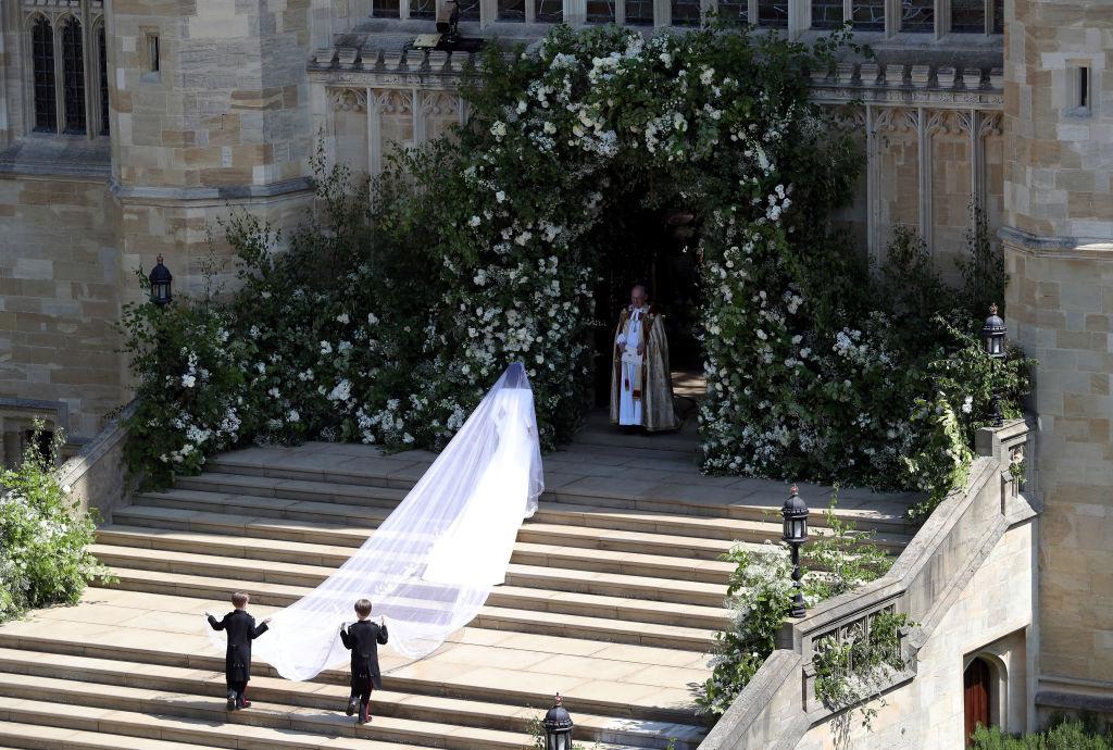 Свадьба Меган Маркл и принца Гарри: полный фотоотчет-Фото 9