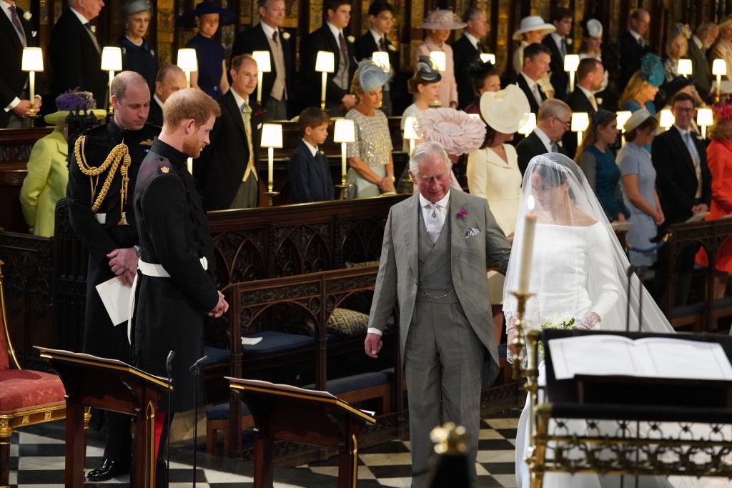 Свадьба Меган Маркл и принца Гарри: полный фотоотчет-Фото 12