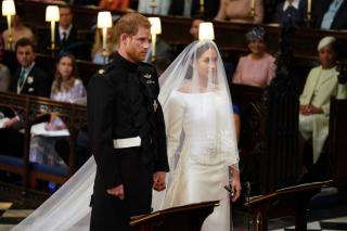 Свадьба Меган Маркл и принца Гарри: полный фотоотчет