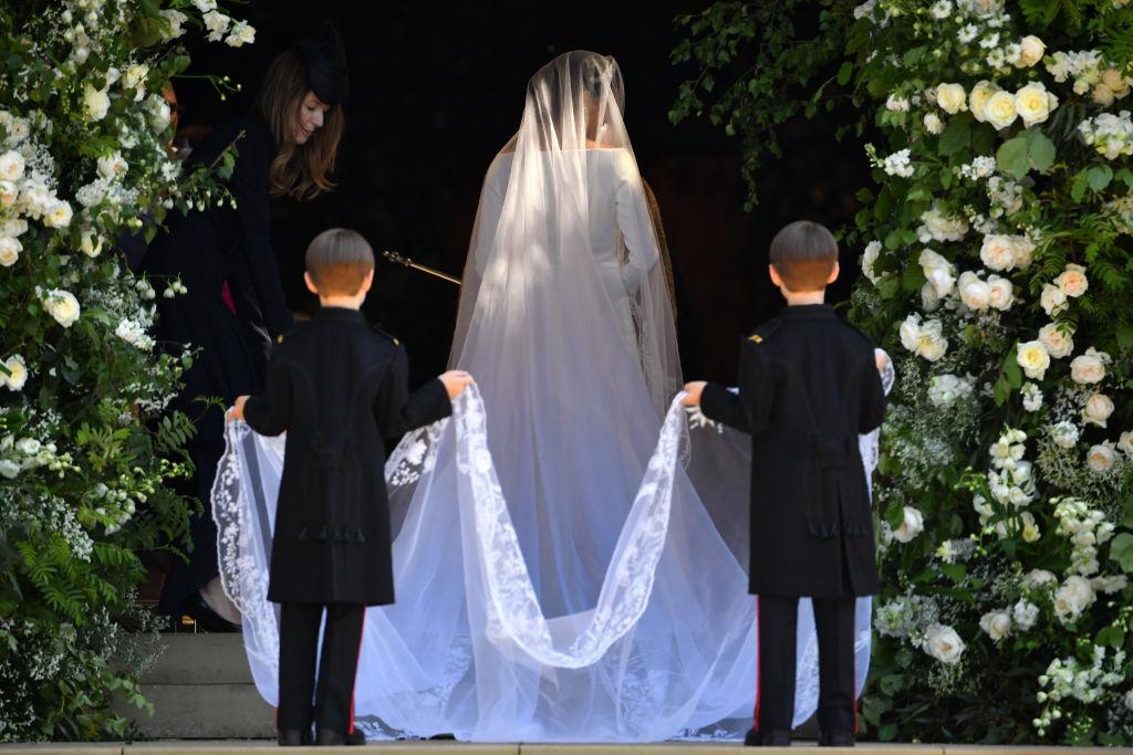 Свадьба Меган Маркл и принца Гарри: полный фотоотчет-Фото 10