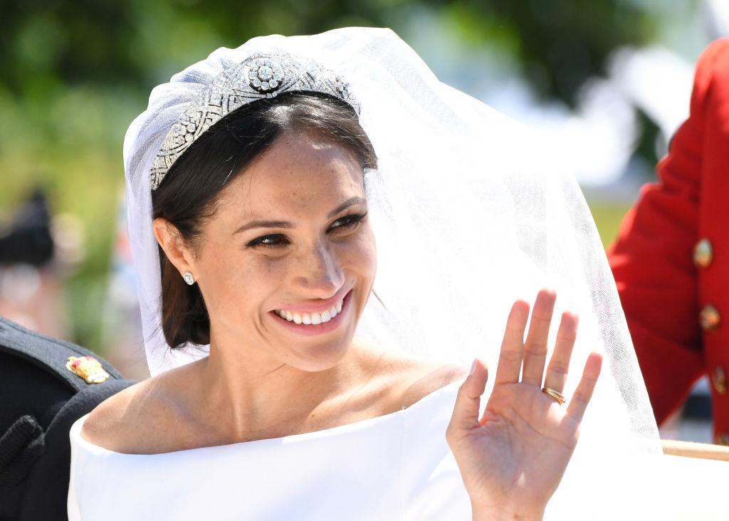 как повторить свадебный макияж Меган Маркл
