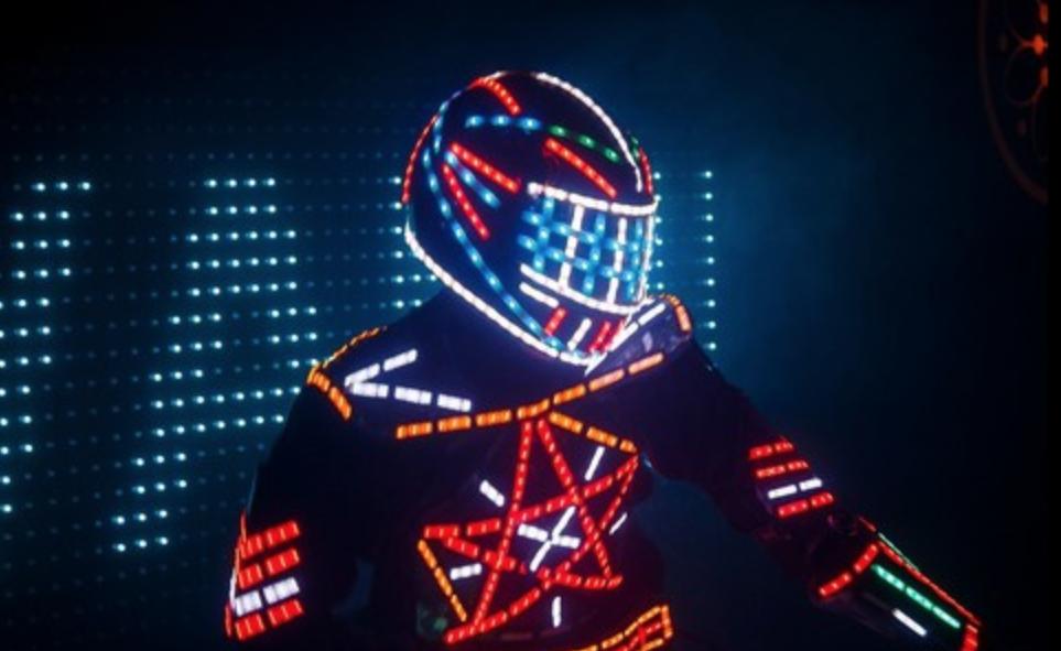 В Киеве пройдет официальное трибьют-шоу Daft Punk-Фото 2