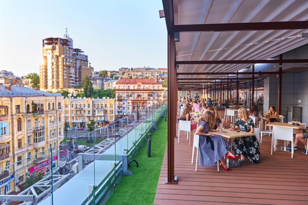 3 летние терассы Киева, которые стоит посетить-Фото 3