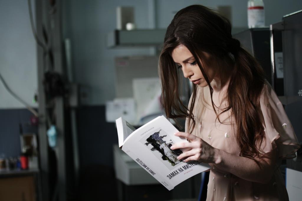 Христина Соловий рассказала о любви к чтению и книгах ArtHuss-320x180