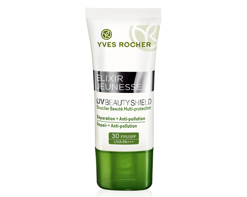 Elixir Jeunesse UV Beauty Shield, YVES ROCHER.