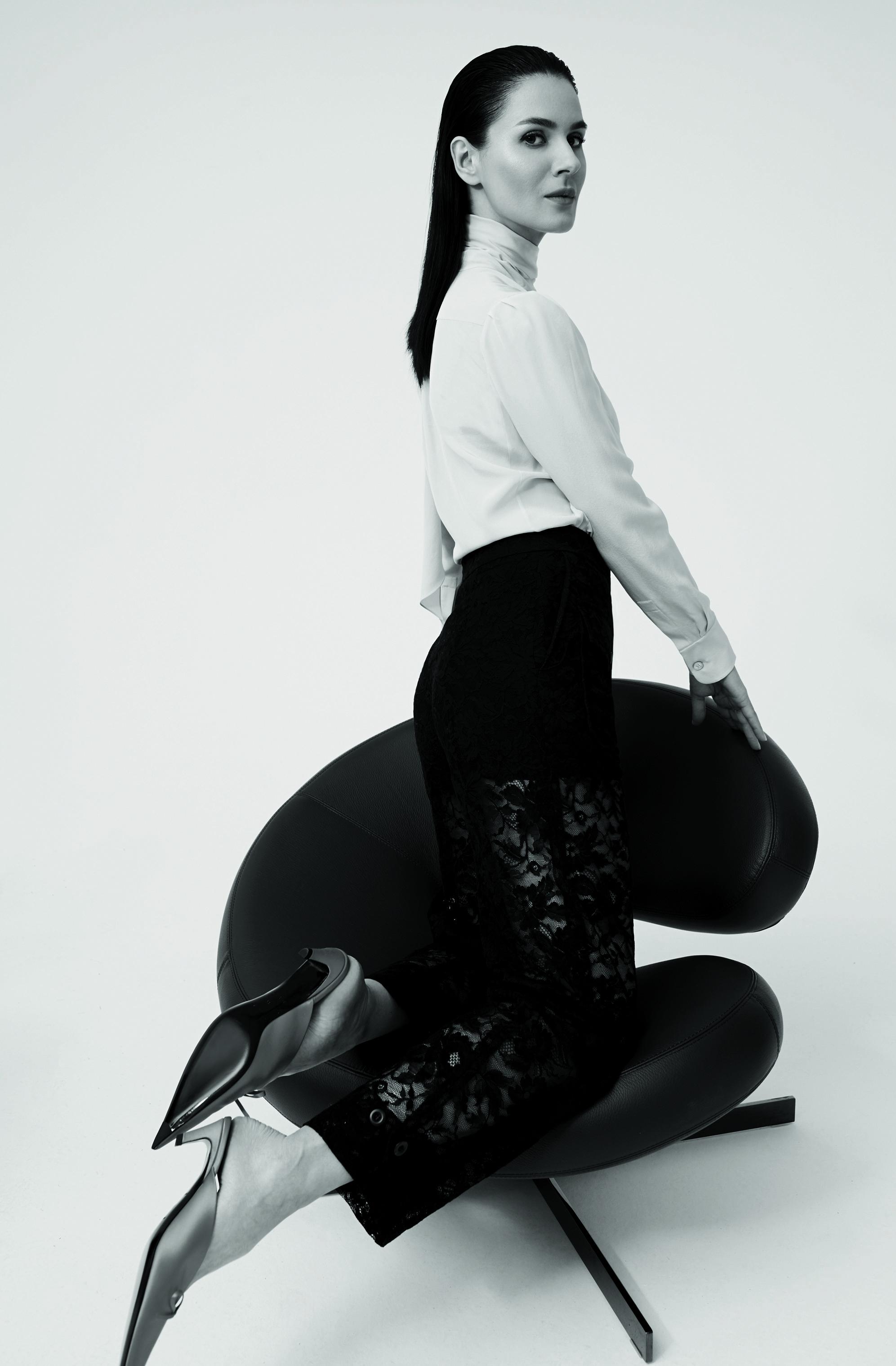 Маша Ефросинина о жизненной позиции, благотворительности и стиле-Фото 1