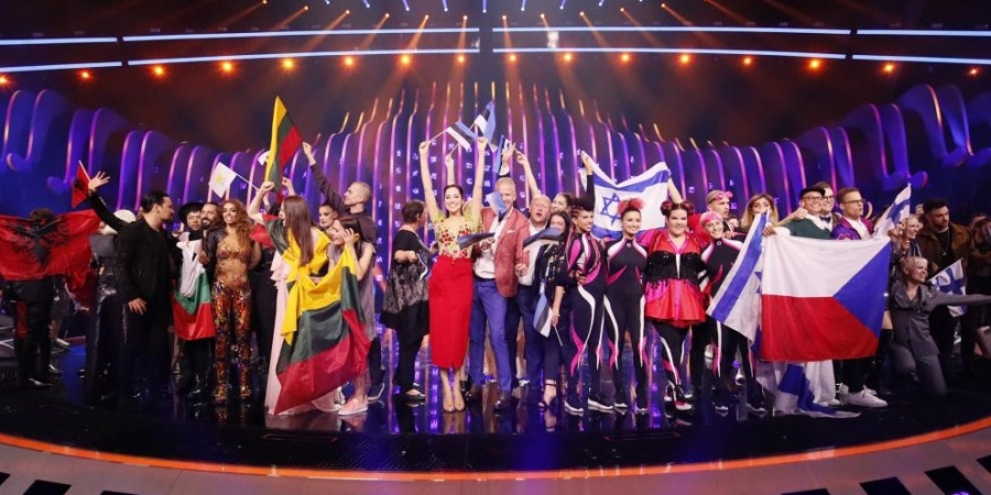Евровидение-2018: результаты первого полуфинала фото