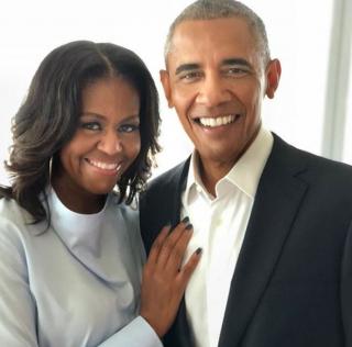 Мишель Обама презентовала обложку своих мемуаров