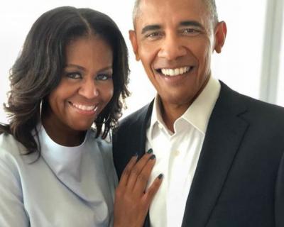 Мишель Обама презентовала обложку своих мемуаров-430x480