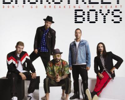 Неожиданно: The Backstreet Boys выпустили первый за пять лет клип-430x480