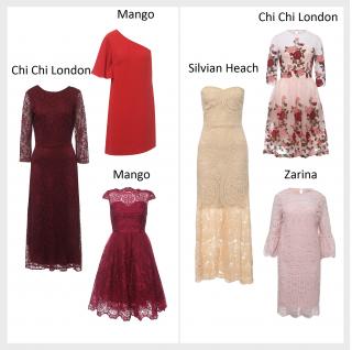 В чем идти на свадьбу: лучшие наряды подружек невесты