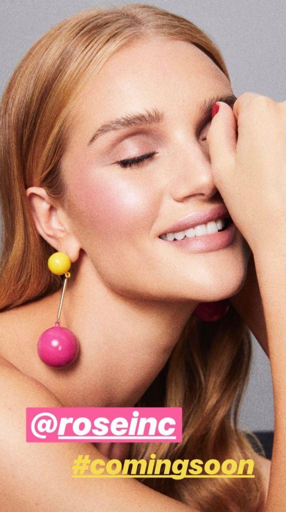 Рози Хантингтон-Уайтли запускает собственный beauty-бренд-Фото 2
