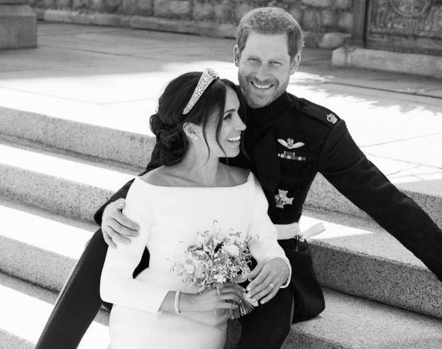 Свадебный фотограф Меган Маркл и принца Гарри рассказал, что осталось за кадром-320x180