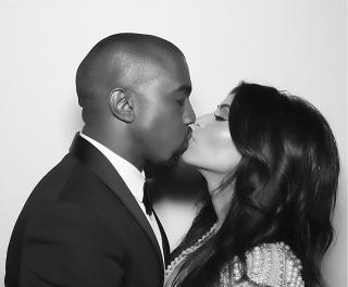 Happy Birthday, Kanye: как Ким Кардашьян поздравляла мужа в Instagram