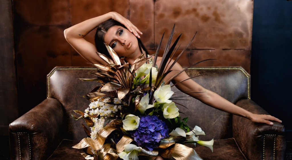 Летняя коллекция букетов Goddesses by LoraShen-Фото 4