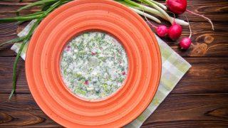 Четыре рецепта холодных супов от Евгения Клопотенко-320x180