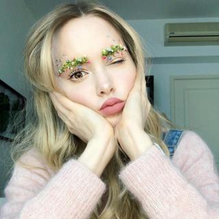 Самые странные beauty-тренды 2018 года