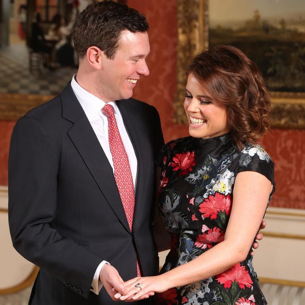 принцесса евгения выходит замуж