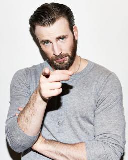 Крис Эванс: супергерой, красавчик и просто мечта!