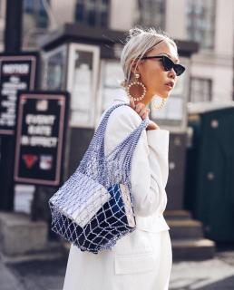 Главный тренд лета: сумки-сетки