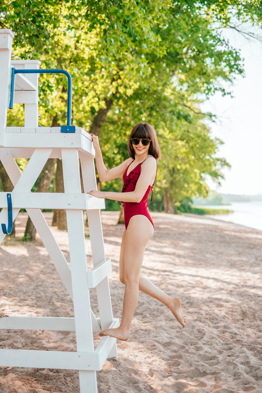 Украинские блогеры в лучших купальниках сезона-Фото 9