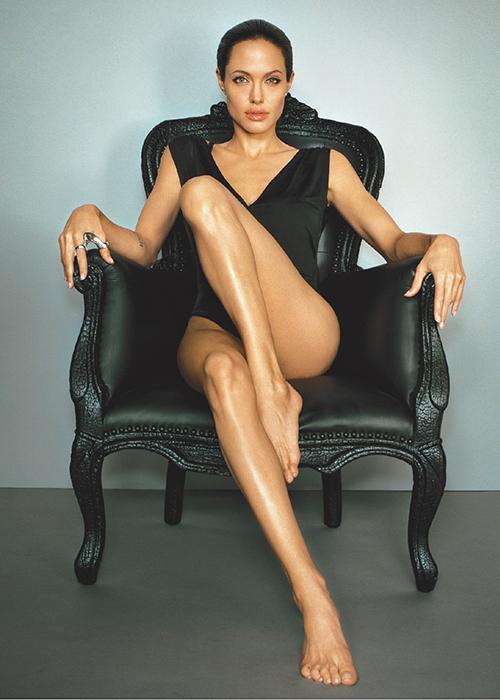Интересные факты об Анджелине Джоли и ее лучшие цитаты-Фото 4