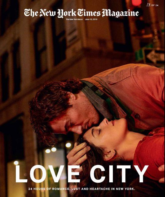 24 поцелуя за 24 часа: Невероятный фотопроект в Нью-Йорке-Фото 18