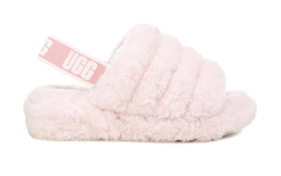 UGG выпустили пушистые сандалии-Фото 4