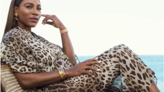 Серена Уильямс снялась для обложки модного глянца-320x180