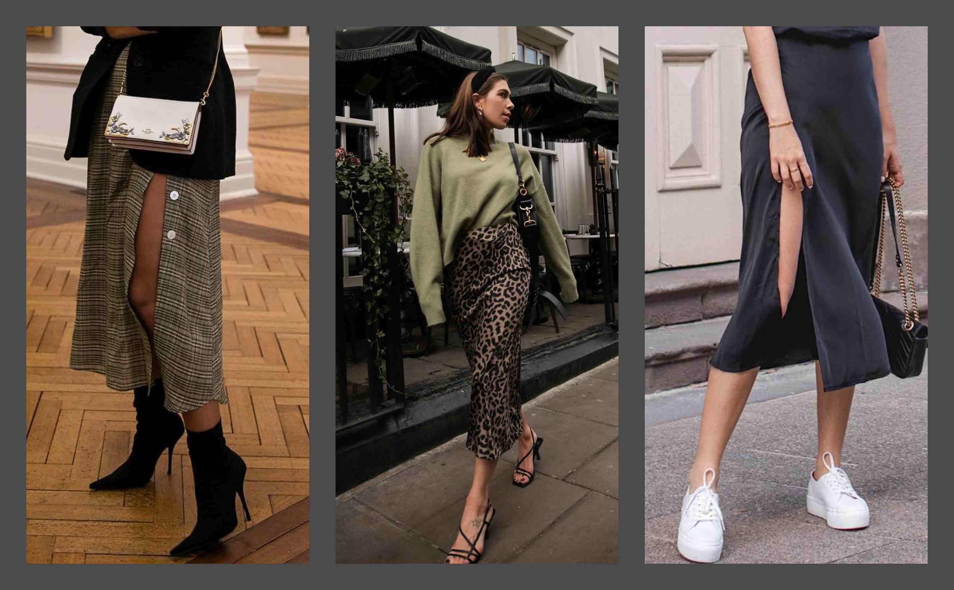 Как носить юбку-миди: 10 идей из Instagram-Фото 1