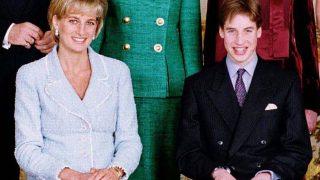 Что принцесса Диана подарила принцу Уильяму на 13-летие-320x180