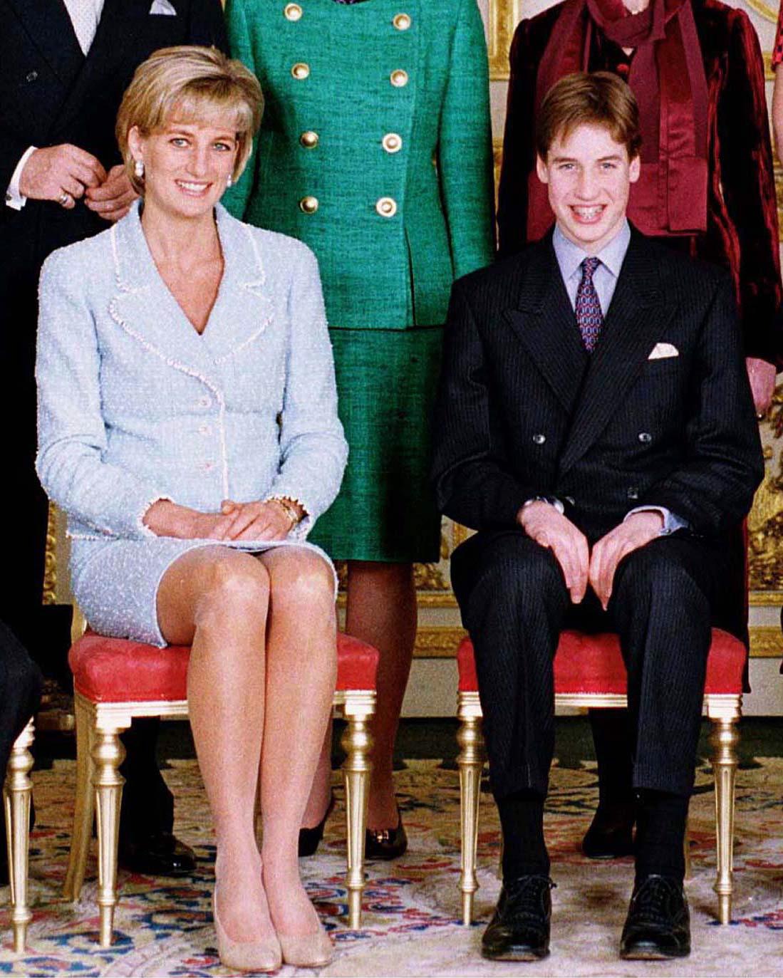 Что принцесса Диана подарила принцу Уильяму на 13-летие-Фото 1