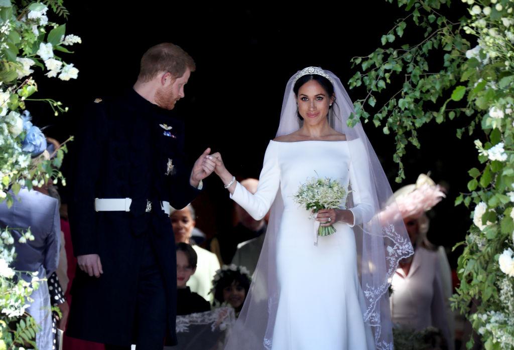 Елизавета II подарила принцу Гарри и Меган Маркл особняк-Фото 1