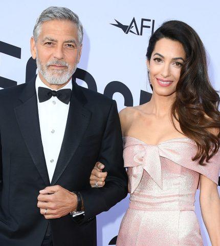 Амаль Клуни назвала себя «беженкой»-430x480