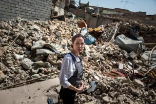 Анджелина Джоли посетила Ирак: «Люди здесь потеряли все»